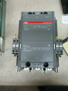 ABB SOFT START AF460-30 3PH FOR USE WITH A DESIGN E MOTOR # 59858M USED