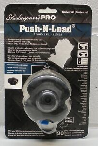 Shakespeare PRO Push-N-Load 2 Line UNIVERSAL String Trimmer Head fits .80