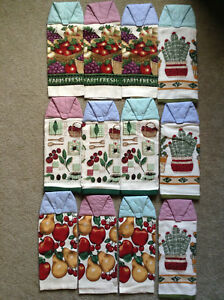 BRAND NEW HAND CRAFTED COTTON HAND TOWELS WITH STICKY CLOSURES LISTING 3 of 4 $4.99