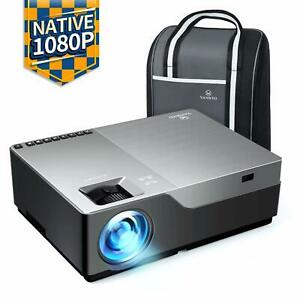 VANKYO Performance V600 Native 1080P LED Projector 4500 Lux HDMI Projector with