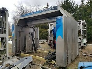 Car Wash Equipment D&S Super 5000 with on-board Dryers - USED Working Unit