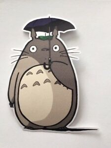 My Neighbor Totoro Car Window Bumper Laptop Wall Truck Vinyl Decal Sticker
