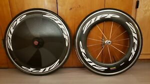 Zipp 9001080 Wheel Set Clincher 10-speed With Extras