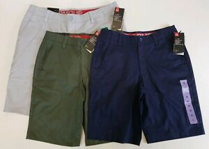 Under Armour Men's Heatgear Chino Golf Short NWT Size 30 or 38-Choose Color