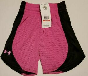NWT Girls Size XS Under Armour Shorts