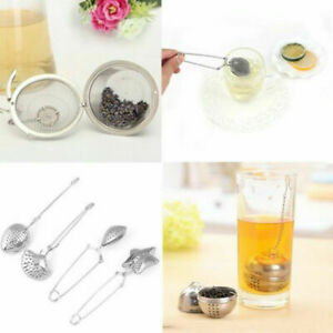 Stainless Steel Tea Infuser Strainer Loose Leaf Herbal Spice Filter Bag $0.99