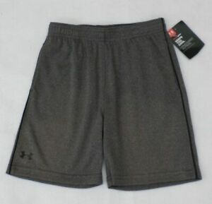 Under Armour Toddler Boys Carbon Heather Zinger Shorts Size 4T