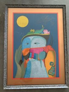Metaphysical Self Portrait 1984 by Mihail Chemiakin $695.00