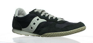 Saucony Mens Bullet Navy/Gray Running Shoes Size 9 (141822)