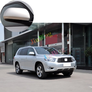 For Toyota Highlander 2008 2013 Silver Right Passenger Rearview View Mirror h $95.22