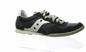 Saucony Mens Bullet Navy/Gray Running Shoes Size 9 (210331)