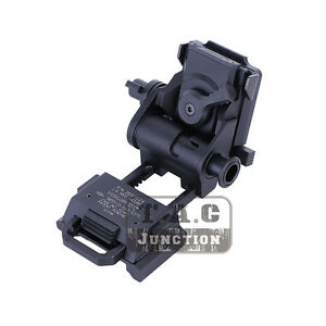 Tactical L4 G24 MICH  ACH Helmet NVG Mount for AN PVS15 PVS18 PVS21