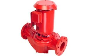 Armstrong vertical in-line circulating pump 4380 4x4x6 234 GPM 2HP