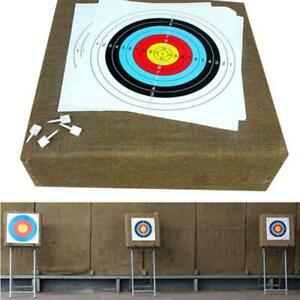 Archery PracticeTargets Paper Shooting Thick Cardboards Pistol YD