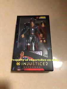 BRAND NEW Injustice 2 Superman 1/18 Scale Figure by Hiya Toys