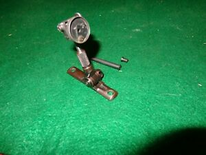 Rare Lyman Tang sight Marked (S) Winchester 1885  Wind Gauge high wall low wall.