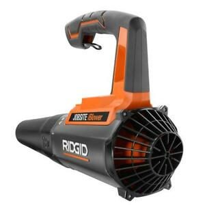 Handheld Blower Ridgid Jobsite 18V Lithium-Ion 105 MPH Cordless Variable Speed