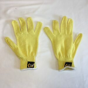 Kevlar Gloves Made With Kevlar ( 100% ), Cut Resistant, Size: Large, 1 Pair