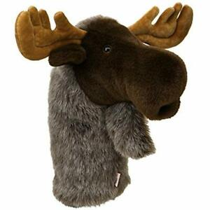 Daphne&39s Moose Headcovers Golf Club Covers Sports & Outdoors