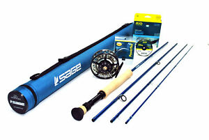Sage Motive 1290-4 Fly Rod Outfit : 12wt 9'0