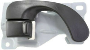 Front or Rear Right Side Gray Interior Door Handle for 97-01 Mitsubishi Mirage
