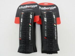 NEW! Challenge Grifo Race Series Cyclocross Bicycle Tires (Pair) 700x33c