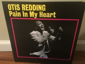 OTIS REDDING: PAIN IN MY HEART: 2019 reissue ALTERNATIVE FOX (FOX009) M/NM