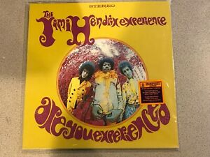 JIMI HENDRIX EXPERIENCE ARE YOU EXPERIENCED VINYL RECORD LP 180G SEALED NO. 3065