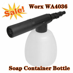 1PCS Worx WA4036 Soap Container Bottle for WG629E High Pressure Car Wash Tools