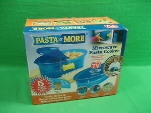 New Pasta N' More Microwave Pasta Cooker as Seen On TV