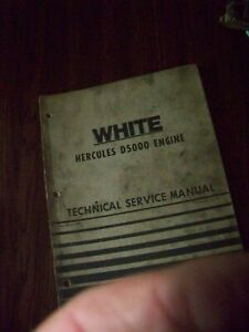White Hercules Engine For Sale