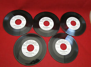 NEW LOT OF 5 45's- OTIS REDDING-NOBODY FAULT BUT MINE/IVE GOT DREAMS TO REMEMBER