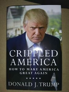 Crippled America First Edition Signed and Numbered 182410000