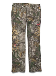 Under Armour Women's RealTree Field Hunting Pants 1260162 Size 12 14 $90 NWT