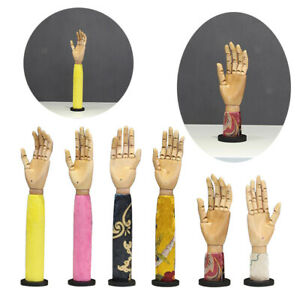 Left Right Hand Figure Manikin Hand Model for Drawing Sketching Painting