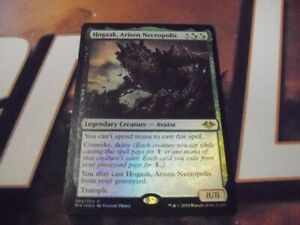 MTG Foil Hogaak, Arisen Necropolis MH1 Near Mint or better
