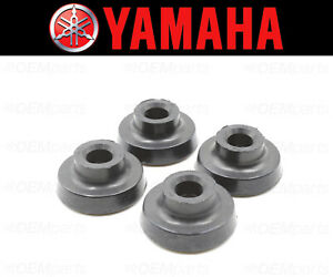 Set of (4) Valve Cover Bolt Seal Yamaha (RUBBER MOUNTING) #2GH-1111G-00-00