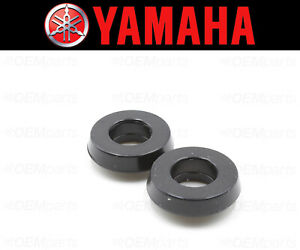 Set of (2) Valve Cover Bolt Seal Yamaha MC (RUBBER MOUNTING) #5EA-1111G-00-00