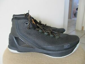 Stephen Curry Under Armour SC Sneaker Shoes Size 12  I Can Do All Things EUC
