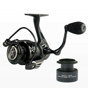 KastKing Spinning Reel Mela II 4000 26LB Max Drag Fishing Reels with Spare Spool