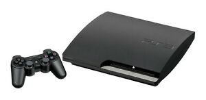Sony Playstation 3 PS3 Slim 120GB (Replacement) System Console Only CECH-2001A