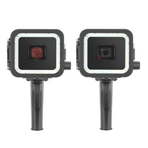 Underwater Bright Diving Light Flash Video Photography Lamp for GOPRO Hero 5 6 7