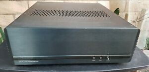 Vintage Kinergetics Research KBA75 Class A STEREO POWER AMPLIFIER Amp Works #2