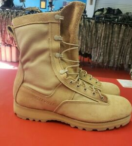 GI Genuine Army Military Sand Cold Weather Goretex  Military Boots 11 REGULAR