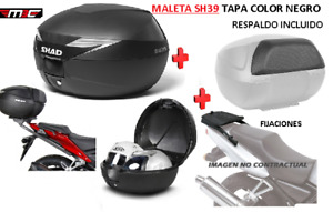 SHAD Kit Trunk Rear SH39 Fixing Support BMW C650GT 2012 2018