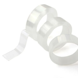 Double sided Grip Tape Traceless Washable Adhesive Gel Invisible Tape