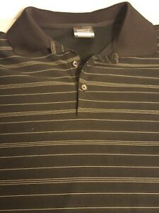 Nike Performance Dri Fit Golf Shirt XXL Lepage sponsored $16.00