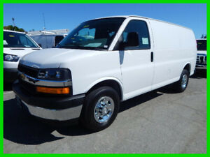 2018 Chevrolet Express Work Van Used 2018 GMC 2500 Savana Cargo Van - SL