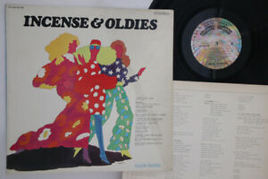 LP VARIOUS Incense & Oldies YS2376DA BUDDAH JAPAN Vinyl