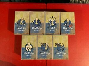 Extremely Rare Fallout 3 Series 1 Vault 101 Bobbleheads. Sealed Individual.